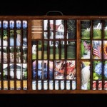Photographs in print box by Frances Borchardt