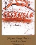 label on Quady Essensia Orange Muscat