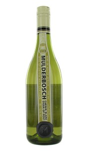 bottle shot of Mulderbosch Chenin Blanc