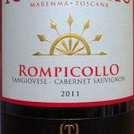 Tommasi Rompicollo featuredat Bishop's Stock