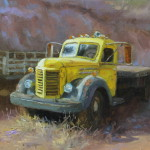McBride - Busted Flatbed 12x12