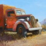 McBride - Rust & Dust 16x16